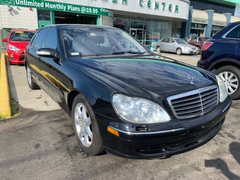 2004 Mercedes-Benz S-Class for sale at MFT Auction in Lodi NJ