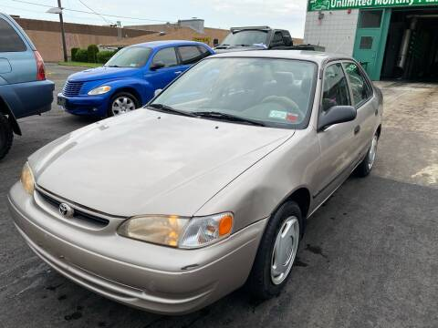 1999 Toyota Corolla for sale at MFT Auction in Lodi NJ