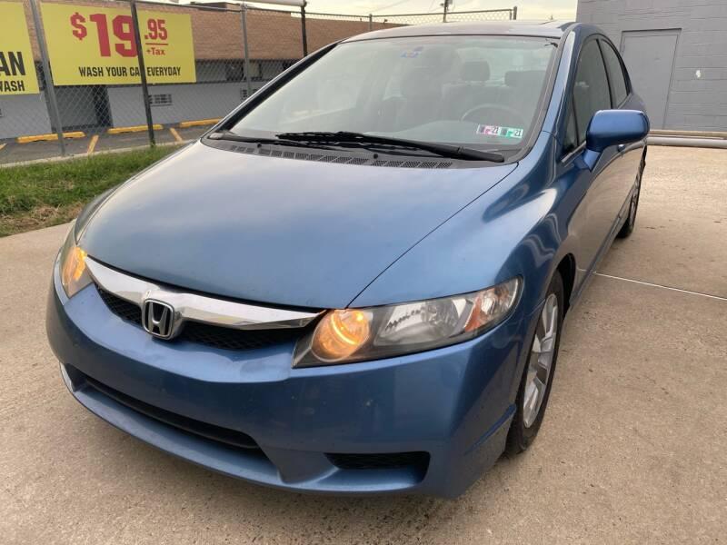 2010 Honda Civic for sale at MFT Auction in Lodi NJ