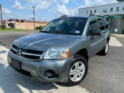 2008 Mitsubishi Endeavor for sale at MFT Auction in Lodi NJ