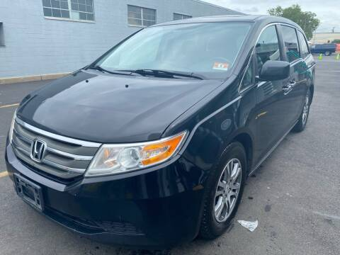 2013 Honda Odyssey for sale at MFT Auction in Lodi NJ