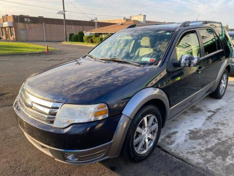 2008 Ford Taurus X for sale at MFT Auction in Lodi NJ