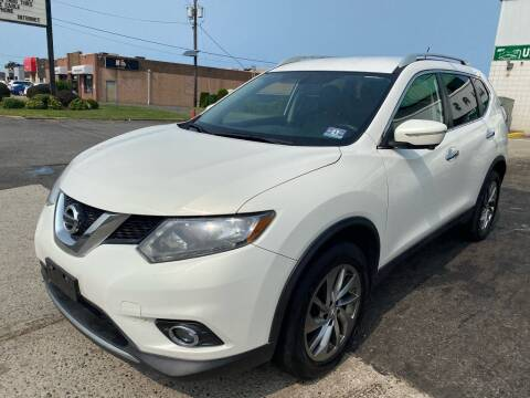 2014 Nissan Rogue for sale at MFT Auction in Lodi NJ
