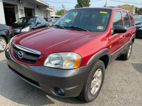 2003 Mazda Tribute for sale at MFT Auction in Lodi NJ
