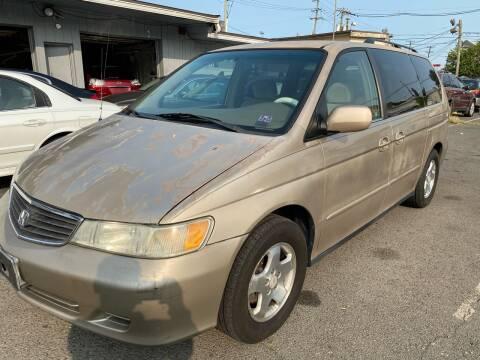 2001 Honda Odyssey for sale at MFT Auction in Lodi NJ