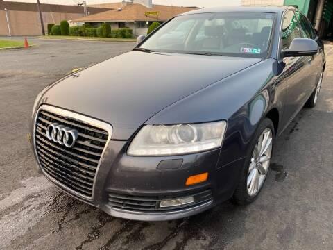 2009 Audi A6 for sale at MFT Auction in Lodi NJ