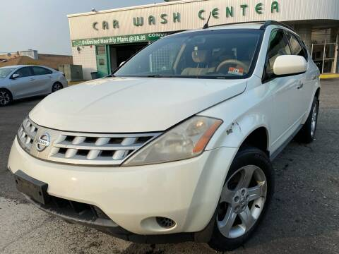 2005 Nissan Murano for sale at MFT Auction in Lodi NJ