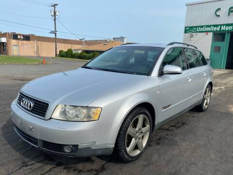 2003 Audi A4 for sale at MFT Auction in Lodi NJ