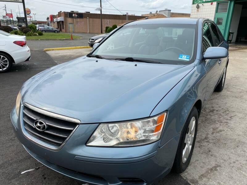 2009 Hyundai Sonata for sale at MFT Auction in Lodi NJ