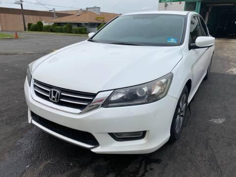 2013 Honda Accord for sale at MFT Auction in Lodi NJ