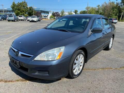 2007 Honda Accord for sale at MFT Auction in Lodi NJ