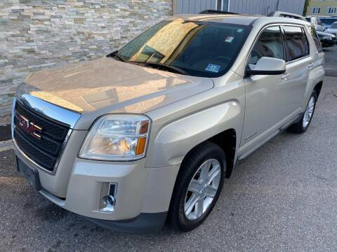 2010 GMC Terrain for sale at MFT Auction in Lodi NJ