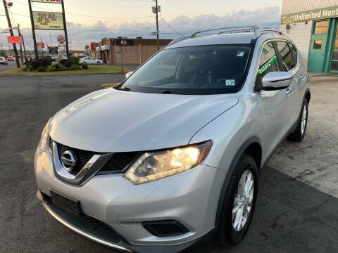2016 Nissan Rogue for sale at MFT Auction in Lodi NJ