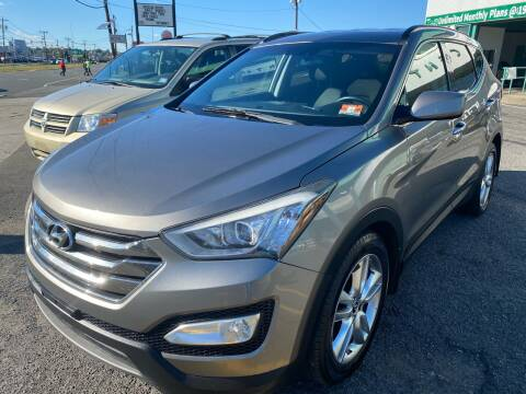 2013 Hyundai Santa Fe Sport for sale at MFT Auction in Lodi NJ