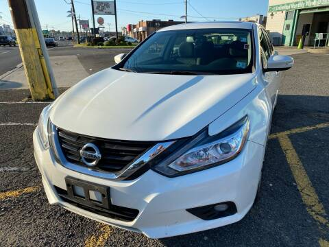 2016 Nissan Altima for sale at MFT Auction in Lodi NJ