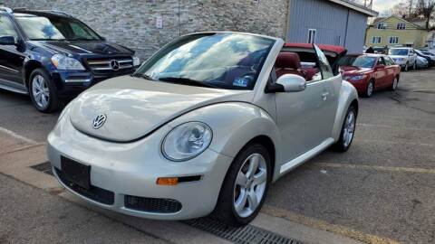 2009 Volkswagen New Beetle Convertible for sale at MFT Auction in Lodi NJ