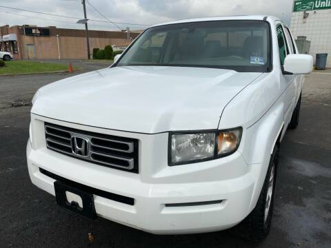 2008 Honda Ridgeline for sale at MFT Auction in Lodi NJ