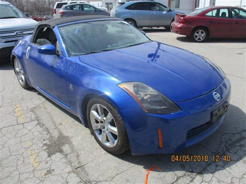 2004 Nissan 350z Enthusiast In Grand Island Ne Cars For Less