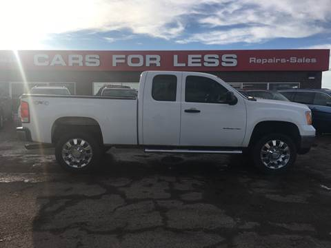 2011 GMC Sierra 2500HD for sale in Grand Island, NE