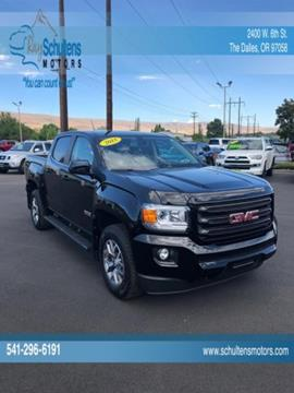 2018 GMC Canyon for sale in The Dalles, OR