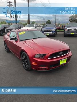 2014 Ford Mustang for sale in The Dalles, OR