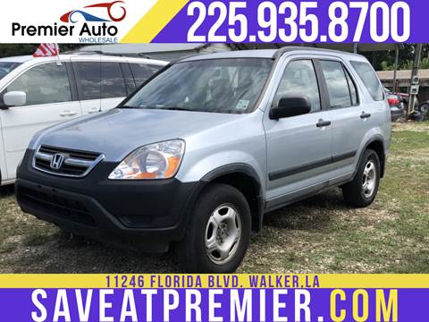 2004 Honda CR-V for sale in Walker, LA
