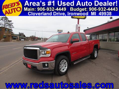 2015 GMC Sierra 1500 for sale in Ironwood, MI