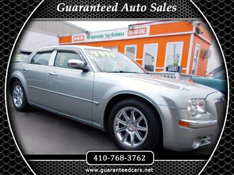 Guaranteed Auto Sales >> Chrysler 300 For Sale In Glen Burnie Md Guaranteed Auto Sales