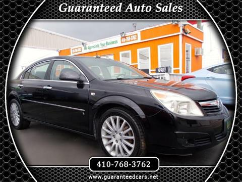 2007 Saturn Aura for sale in Glen Burnie, MD