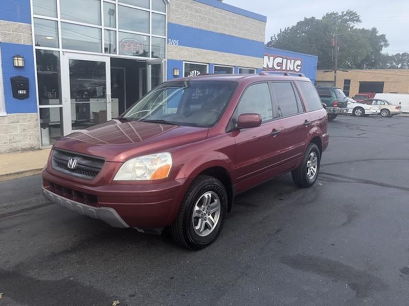 2004 Honda Pilot For Sale At MI Used Cars Inc In Wyoming MI