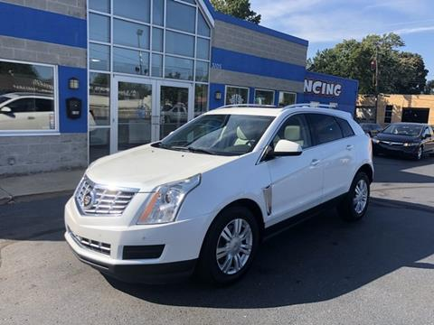 2016 Cadillac SRX for sale in Wyoming, MI