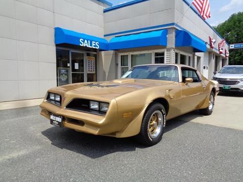 1978 Pontiac Trans Am for sale in Wells River, VT
