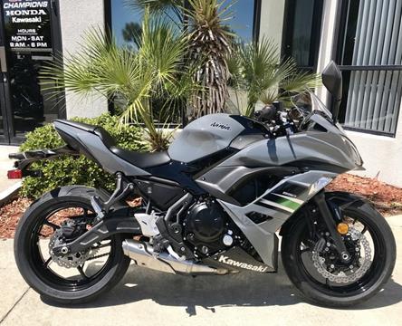 2018 Kawasaki Ninja 650R for sale in Cocoa, FL
