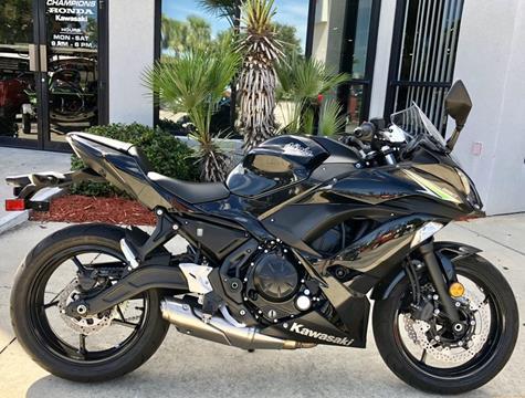 Kawasaki Ninja 650r For Sale In Kansas Carsforsale Com