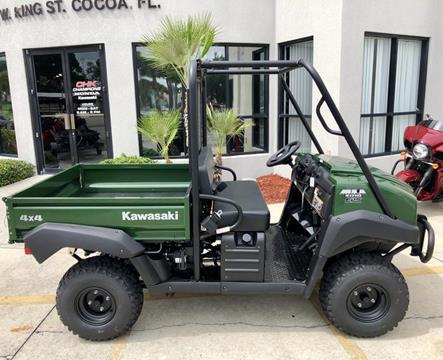 2019 Kawasaki Mule For Sale In Cocoa, FL