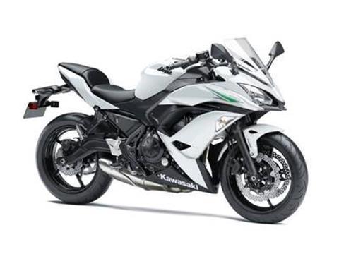 2017 Kawasaki Ninja 650R for sale in Cocoa, FL