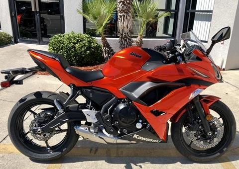 Kawasaki Ninja 650 For Sale In Medina Ny Carsforsale Com