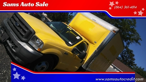 2003 Ford F-350 Super Duty for sale in Greenville, SC