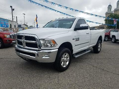 2014 RAM Ram Pickup 2500 for sale in Shelbyville, IN