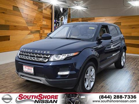 2015 Land Rover Range Rover Evoque for sale in Amityville, NY