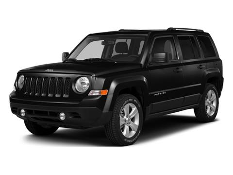 2015 Jeep Patriot for sale in Amityville, NY