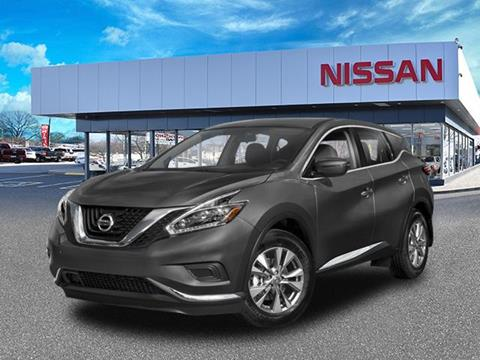 2018 Nissan Murano for sale in Amityville, NY