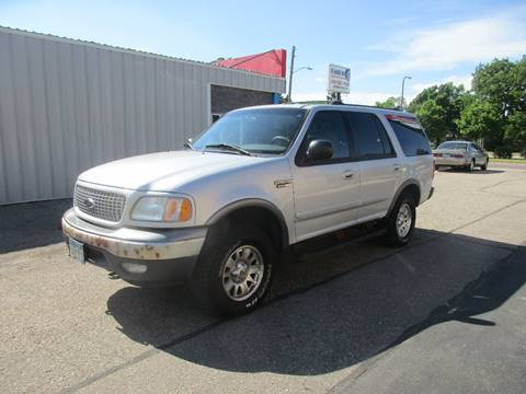 2002 Ford Expedition for sale in Faribault, MN
