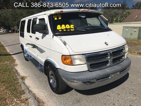 1999 Dodge Ram Van For Sale In Deland FL