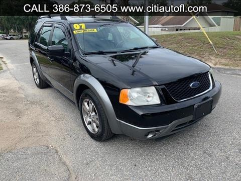 2007 Ford Freestyle for sale in Deland, FL