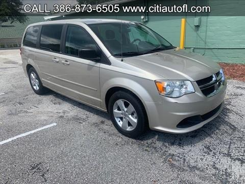 2013 Dodge Grand Caravan for sale in Deland, FL