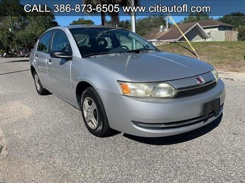 2004 Saturn Ion for sale in Deland, FL