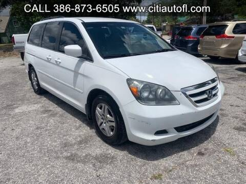 2005 Honda Odyssey EX for sale at Citi AutoInc in Deland FL