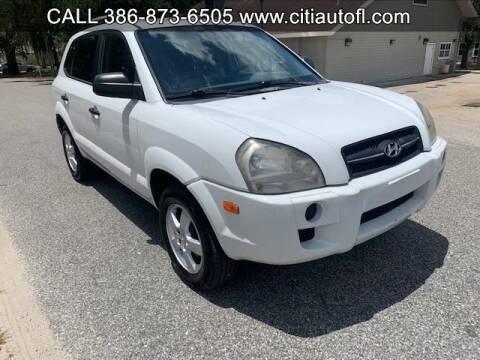 2005 Hyundai Tucson GL for sale at Citi AutoInc in Deland FL