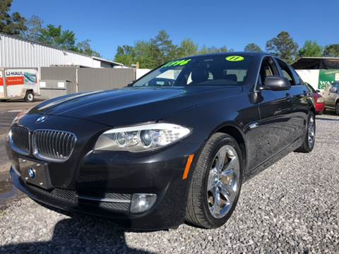2011 BMW 5 Series For Sale In Picayune, MS